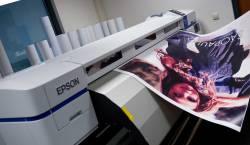 Grootformaat printing